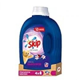 Skip Liquido Ultimate Triple Poder Fragancia Mimosin 50  2750 g - Pack de 4