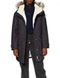 Tommy Hilfiger Tjw Essential Lined Cotton Parka Chaqueta para Mujer