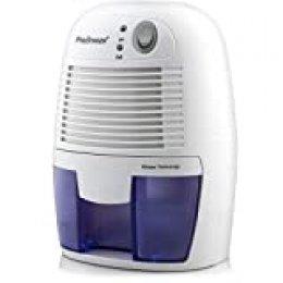 Deshumidificador Compacto y portátil Pro Breeze™, 500ml, Protege Frente a la Humedad, la Suciedad y el Moho en casa, en la Cocina, en dormitorios, caravanas, oficinas y garajes