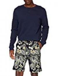 Jack & Jones Jjibowie Jjshorts Print Sa STS Pantalones Cortos para Hombre
