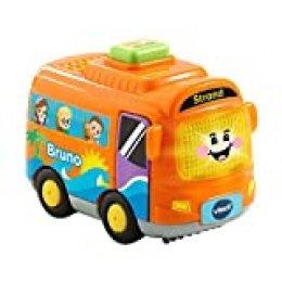 VTech Toet Toet Auto's Bruno Bus - Juegos educativos, Niño/niña, 1 año(s), 5 año(s), Holandés, De plástico