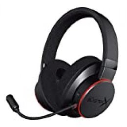 Sound BlasterX H6 - Cascos con micrófono para juegos USB con sonido virtual 7.1