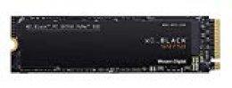 WD Black SN750 - SSD Interno NVMe para Gaming de Alto Rendimiento, 2 TB
