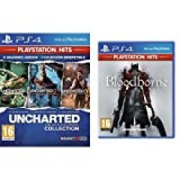 Uncharted Collection Hits - Versión 17 & Bloodborne Hits - Versión 13