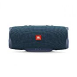 JBL Charge 4 - Altavoz inalámbrico portátil Impermeable con Bluetooth, Color Azul