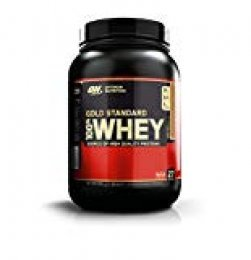 Optimum Nutrition Gold Standard 100% Whey Proteína en Polvo, Chocolate y Mantequilla de Cacahuete - 891 g
