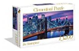 Clementoni - Puzzle 13.200 Piezas New York (38009)