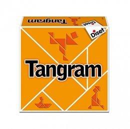Diset Juego Tangram (76511)