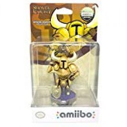 U&I Entertainment - Shovel Knight Gold Amiibo, Dorado (Nintendo 3Ds)