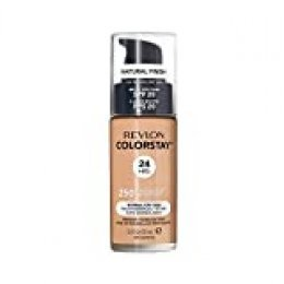 Revlon ColorStay Base de Maquillaje piel normal/seca FPS20 (#250 Fresh Beige) - 30ml