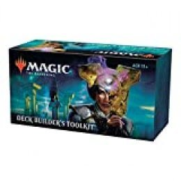 Magic The Gathering Theros Beyond Death Deck Builder Kit de Herramientas (Incluye 4 Paquetes de Refuerzo Surtidos) (Wizards of The Coast C64350000)