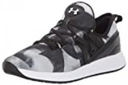 Under Armour UA W Breathe Trainer PRNT, Zapatillas Deportivas para Interior para Mujer