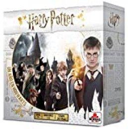 Borras-Un Año en Hogwarts Mesa Harry Potter, 4 Modos de Juegos Distintos, a Partir de 7 años, Multicolor (18357)