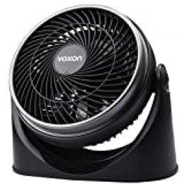 VOXON Ventilador de Mesa/Pared Ventiladores de Mesa Potente y Silencioso Ventilador Turbo