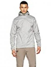 Under Armour Ua Overlook Jacket Chaqueta, Hombre, Gris, SM