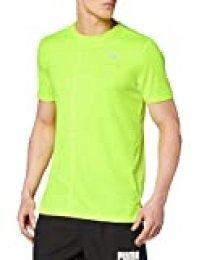 PUMA Ignite S/S tee Camiseta, Hombre, Yellow Alert, S