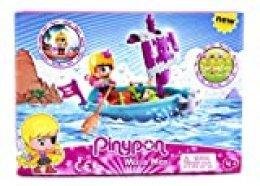 Pinypon - Bote Pirata con una figurita (Famosa 700014203)