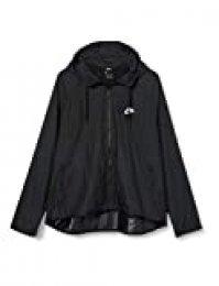 NIKE W Nsw Wr Jkt Sport Jacket, Mujer, black/black/(white), XS