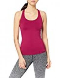 hummel Sue Seamless Top, Mujer, Rosa (Knockout Pink), M/L