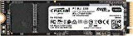 Crucial P1 CT1000P1SSD8 - Disco Duro sólido Interno SSD de 1 TB (3D NAND, NVMe, PCIe, M.2)