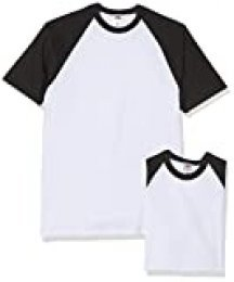 Fruit of the Loom Baseball T Camiseta para Hombre