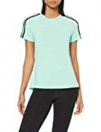 adidas D2m 3s tee T-Shirt (Short Sleeve), Mujer