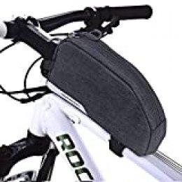 Hebey - Bolsa de Transporte para Bicicleta, Capacidad de 1 L, para Accesorios al Aire Libre