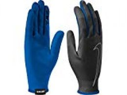Nike Mens Rally Gloves - Black/Royal