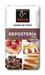 Gallo - Harina de trigo especial reposteria - 1 kg