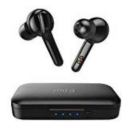 Auriculares Bluetooth, MIFA X3 Auriculares Inalámbricos Bluetooth V5.0 TWS Sonido Estéreo, Carga Rapida IPX5 Resistente al de Sudor y Salpicaduras con Caja de Carga para Android Samsung Huawei iPhone