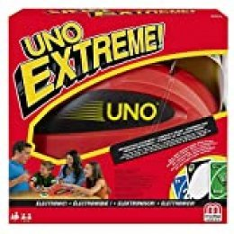 Juegos Mattel Barbie Juego Uno Extreme, multicolor (V9364)