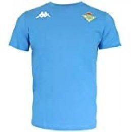 Kappa ZOSHIM 3 Betis Camiseta, Hombre, Neutro, S