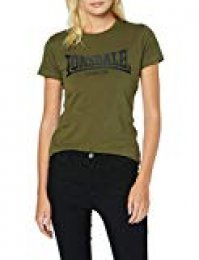 Lonsdale Marylee Camiseta, Mujer