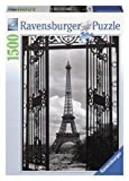 Ravensburger - París, Puzzle de 1500 Piezas (16394 6)