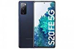 Samsung Galaxy S20 FE 5G, Smartphone Android Libre, Color Azul [Versión española]