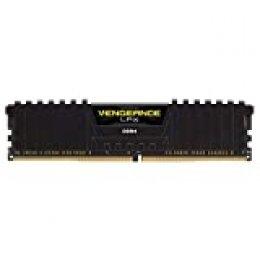 Corsair Vengeance LPX CMK16GX4M2E3200C16 módulo de - Memoria (16 GB, 2 x 8 GB, DDR4, 3200 MHz, 288-pin DIMM)