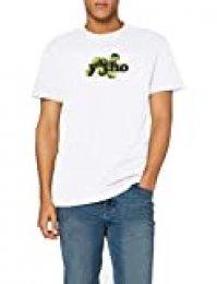 Jack & Jones Jorjustin SS tee Crew Neck Ka Camiseta para Hombre