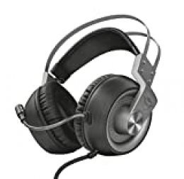 Trust Gaming GXT 430 Ironn Auriculares Gaming con Microfono PC PS4