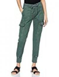 Pepe Jeans Vaqueros Ajustados, Gris Eclipse 968, W26 (Talla del Fabricante: 26) para Mujer