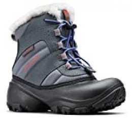 Columbia Youth Rope Tow III Waterproof, Botas de Nieve para Niñas