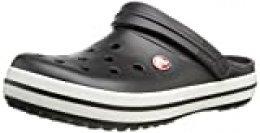 Crocs Crocband Clog, Zuecos Unisex, Gris (Dusty Olive/Khaki), 39/40 EU