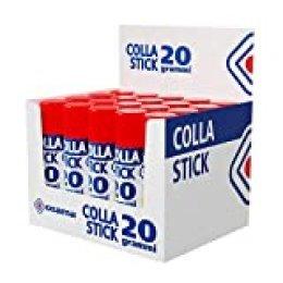 Osama OW 14022pegamento Stick, 20g Classic, paquete de 20 unidades