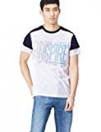 Marca Amazon - find. Camiseta para Hombre