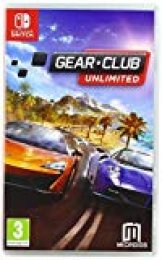 Gear.Club Unlimited - Nintendo Switch [Importación francesa]