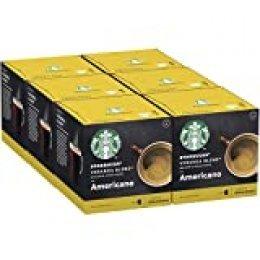 STARBUCKS Veranda Blend De Nescafe Dolce Gusto Cápsulas De Café De Tostado Suave, 6 X  Caja De 12Unidades