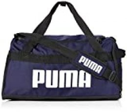 PUMA Challenger Duffel Bag S Bolsa Deporte, Adultos Unisex, Peacoat, OSFA