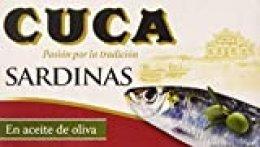 Cuca - Sardinas en aceite de oliva 120 g