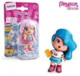Famosa- PinyPon Muñeca Teens 4 Modelos, (700014754)