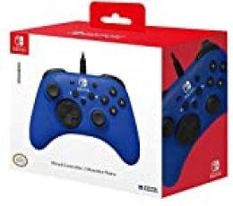 HORI - Horipad azul (Nintendo Switch)