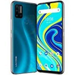 "UMIDIGI A7 Pro Smartphone 4GB RAM + 128GB ROM Moviles, 6.3""FHD+ Pantalla Completa, Procesador Octa-Core Movil Libre con batería de 4150mAh con cámara cuádruple AI de 16MP, Android 10"